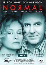 Normal * NEW DVD * Jessica Lange Tom Wilkinson Hayden Panettiere