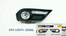 DAY LIGHT DRL LED WITH FOG LAMP SPOT LIGHT ALL NEW ISUZU MUX MU-X SUV 2012-16