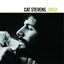 """CAT STEVENS """"GOLD (BEST OF)"""" 2 CD NEUWARE"""