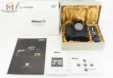 Near Mint!! Nikon F5 50th Anniversary Model 35mm SLR Film Camera from Japan