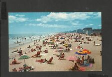 Vintage Postcard General View From Pier Old Orchard Beach Maine USA  unposted