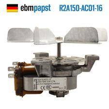 1PCS ebmpapst R2A150-AC01-16 150mm 230V 0.27A Dryer Fan