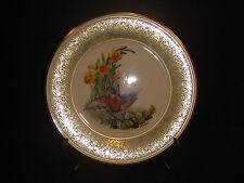 Lenox Collector Plate - Robin Boehm Bird Plate - 1977