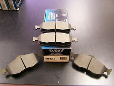 VGX MF648 New Front Brake Pads fits Ford Contur Mercury Cougar Mystique SVT