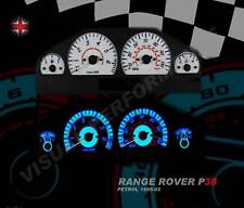Range Rover P38 petrol interior speedo dash custom bulb light upgrade dial kit