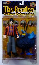 McFarlane Toys Beatles Yellow Submarine Ringo & Blue Meanie Action Figure .