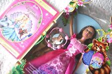 LOT RARE BARBIE DOLL: ROSELLA from ISLAND PRINCESS (NRFB)! PLUS the Sealed DVD!
