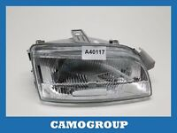 Front Headlight Right Front Right Headlight Depo For FIAT Punto 176