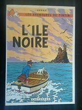 carte postale  Tintin Arno 1981
