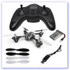 Hubsan X4 2.4GHz RTF (Thro sinistra-M2) Mini Quadcopter LED Edition