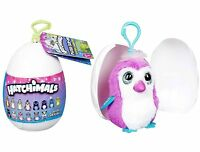 Hatchimals Medium Plush Clip-On Mystery Character Toys For Children