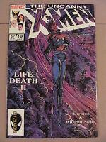 Uncanny X-Men #198 Marvel Comics