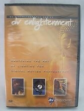DV ENLIGHTENMENT MASTERING LIGHTING TRAINING / EDU DVD NEW & FACTORY SEALED