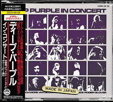 DEEP PURPLE in Concert -2CD- JAPAN Teichiku Rec. 32DN-28/29  NEW+Factory Sealed!