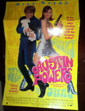 Austin Powers Movie Posters - 2 posters - brand new - Mike Myers