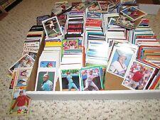 MLB PHILADELPHIA PHILLIES Huge Lot (Hundreds)of Baseball Cards80's,90's & older
