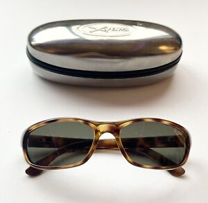 Ray Ban RB4115 Tortoise Shell Sport Wrap Sunglasses With New G15 Lenses