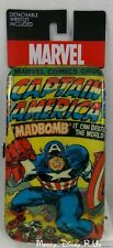 New Marvel Captain America Cell Phone Iphone 4/4S/5 SmartPhone Wallet Wristlet