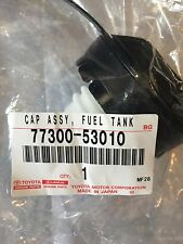 GENUINE TOYOTA SEQUOIA AND LAND CRUISER GAS CAP ASSEMBLY W/TETHER 77300-53010