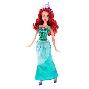 Mattel Disney Frozen Princess  - Märchenglanz Arielle  NEU + GESCHENK