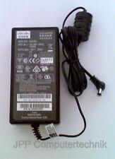 AC Adapter 48v 0.38A Cisco PSA18U-480C EADP-18FB ORIGINAL ERSATZ
