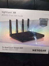 tri band sreamwifw NETGEAR X8
