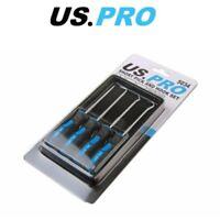 US PRO 4pc Short Mini Pick & Hook Set 5034