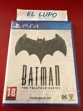 BATMAN THE TELLTALE SERIES SONY PS4 NEUF SOUS BLISTER VERSION FRANCAISE