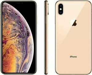 Apple iPhone XS Max 64GB Gold Fully Unlocked (GSM+CDMA) NO FACE ID