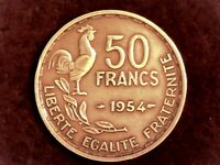 50 FRANCS 1954 Guiraud (JOLIE PIÈCE) F.425/12 - SUP++