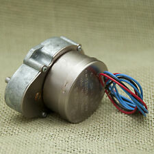 NEW HURST AS-SP 49mm Geared Synchronous Motor 60 RPM 24V 60Hz 5W 3006-055