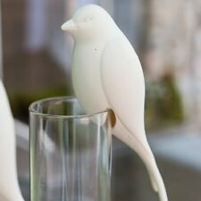 Ceramic Perch Birds