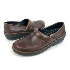 Josef Seibel Air Massage Slip On Clogs Comfort Shoes Size 38 Womens 7-7.5