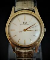 Vintage Ernest Borel  Manual Wind Mens Watch