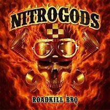 Nitrogods-Roadkill BBQ CD NEUF