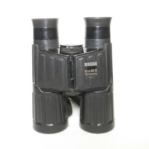 Zeiss 10x40 B Binoculars Box & strap