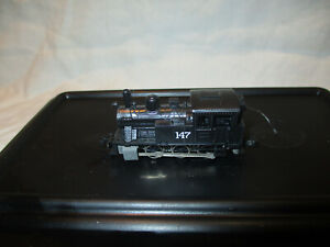 Vintage N scale Atlas switcher steam locomotive  0-6-0