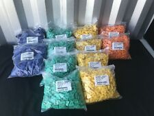Mainetta Colored Hanger Tags M L Xl Xxl 6000 Total New