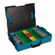 Sortimo L-Boxx 102 Limitada Edition (Makita Estilo) incl. Insetboxenset G3