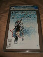 WALKING DEAD 7 CGC 9.8 1ST APPEARANCE TYREESE, JULIE & CHRIS KEY ISSUE