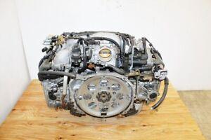 00 01 02 03 04 05 Subaru Forester Impreza Legacy Outback EJ25 Engine 2.5L EJ253