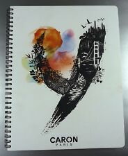 SPLENDIDE AGENDA PARFUMERIE CARON 2012 / ETAT NEUF