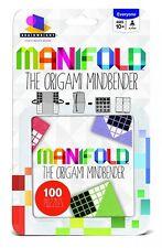 Brainwright Manifold The Origami Mindbender 100 Paper Folding Puzzles Ages 10+