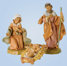 """Fontanini 5"""" Classic Holy Family # 71503 New in box - by Roman, Inc."""