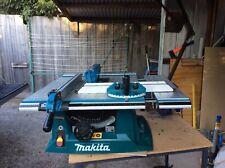 Makita Table Saw 255mm 1500W MLT100 Tablesaw 240V