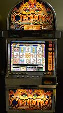 """IGT I-GAME COINLESS VIDEO SLOT MACHINE """"CLEOPATRA''"""