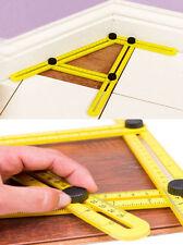 Angle-Izer Ultimate Tile & Flooring Template Tool Multi-Angle Ruler 2017