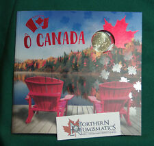 2018 Canada Uncirculated Oh Canada set - IN STOCK - special loon dollar coin
