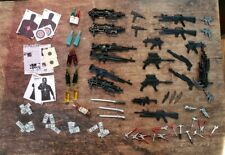 Marvel legends, DC direct, 1:12 scale diorama props guns money Random small Bag