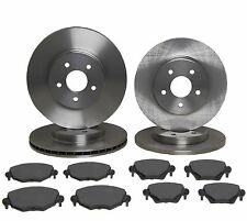 Front & Rear Brake Kit Discs & Pads - Ford Mondeo MK3 00-04